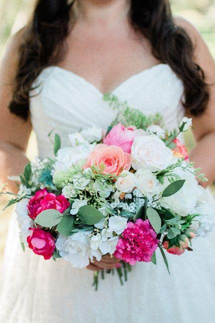 Wedding bouquet - 1