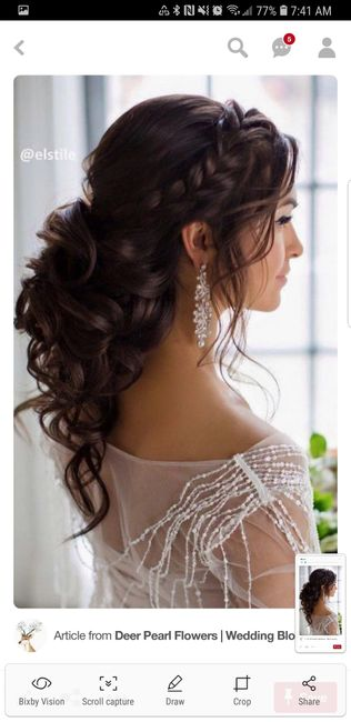 Strapless Dress How To Wear Hair Weddings Hair And Makeup