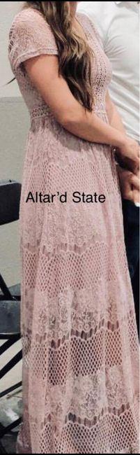 Engagement, Rehearsal & Bridal Shower Dress 8