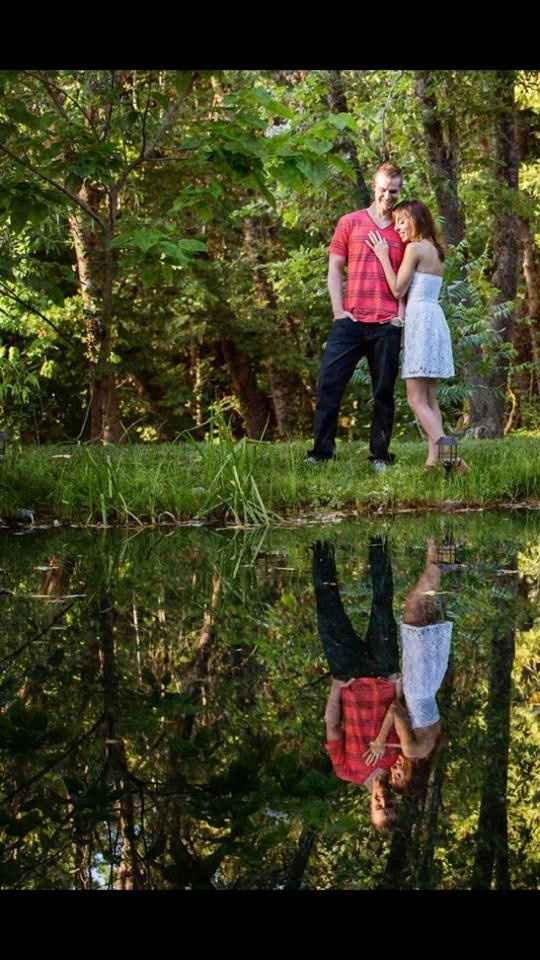 SNEAK PEAK of some of our engagement pictures!!