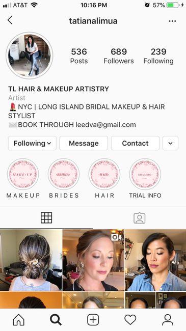 Bridal Hair and Make-up in nyc 1