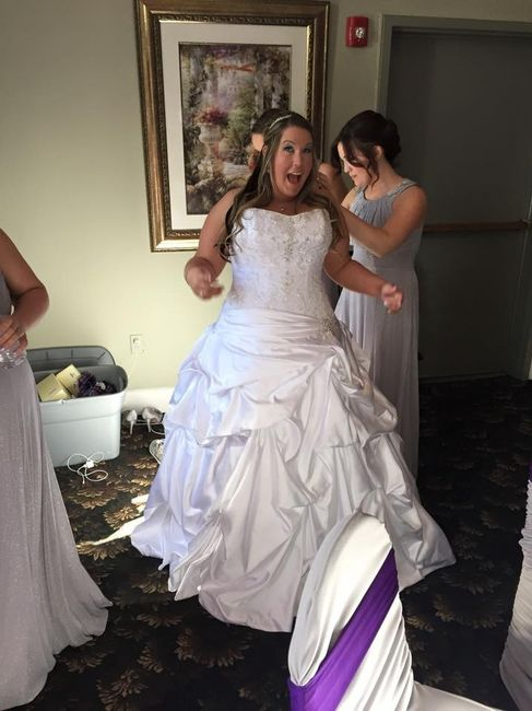 Where are my plus size brides?
