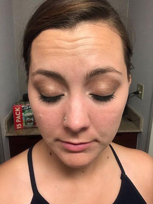 Wedding Day Make-up 18
