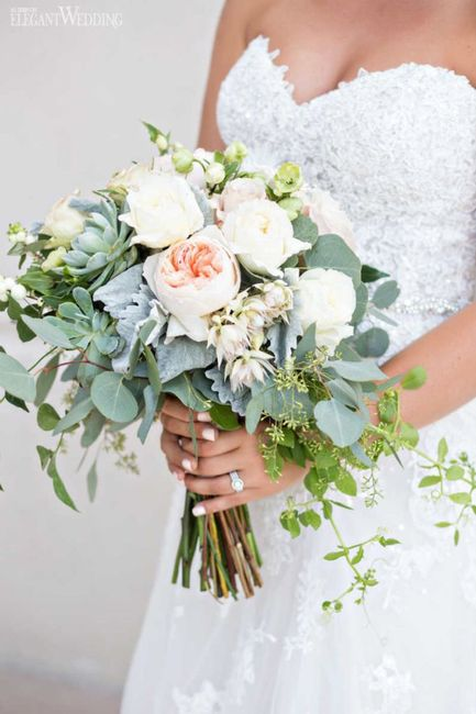 Bouquet style 9