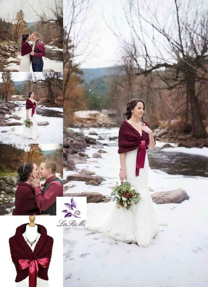 Winter Wedding - 1