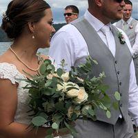 Bridal Bouquet: Color or White? - 3