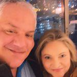 Sharon Carroll and Jeffrey Fey