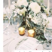 Let me see your Blush & Gold Spring Wedding decor :)