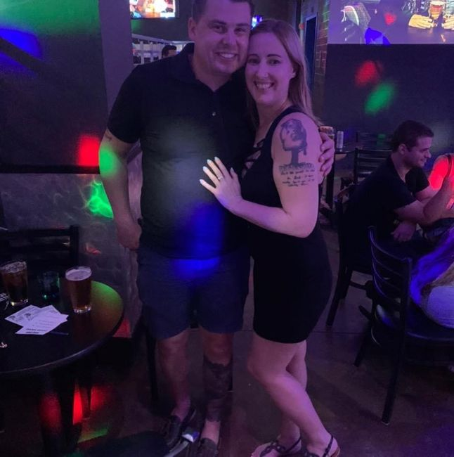 Let's see your favorite photos of you and your spouse! 21