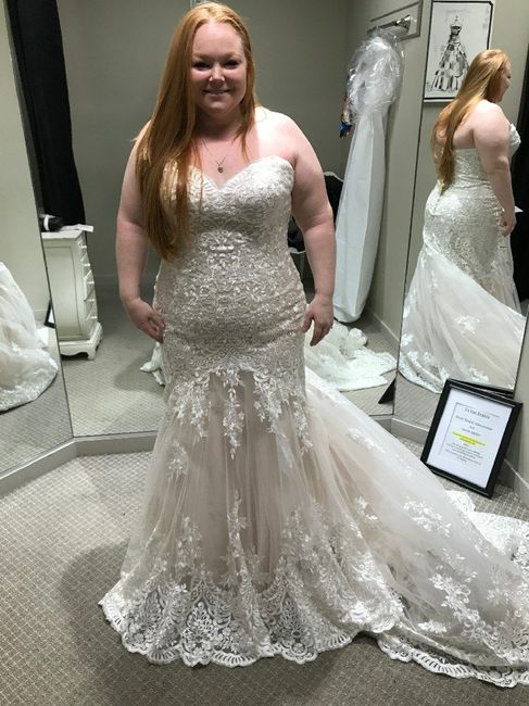 Let's see your dresses! 18