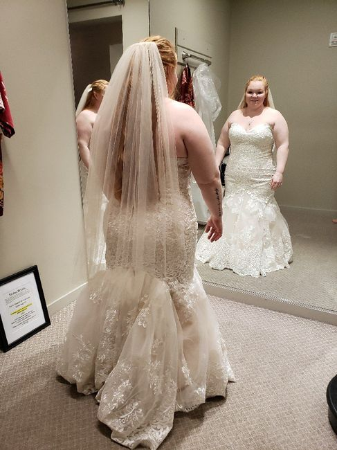 Let me see your dresses! 18