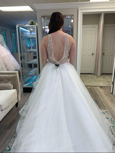 finally found my dress! 2