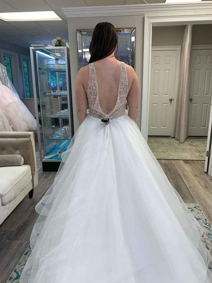 finally found my dress! - 2
