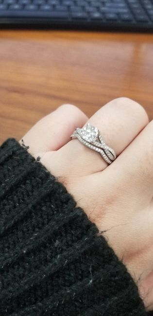 Show me your white gold rings! 💍 3