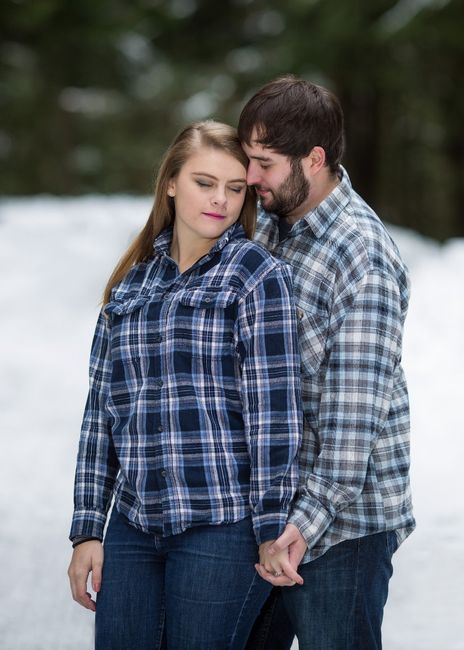 Show & Tell Your #1 Engagement Photo 14