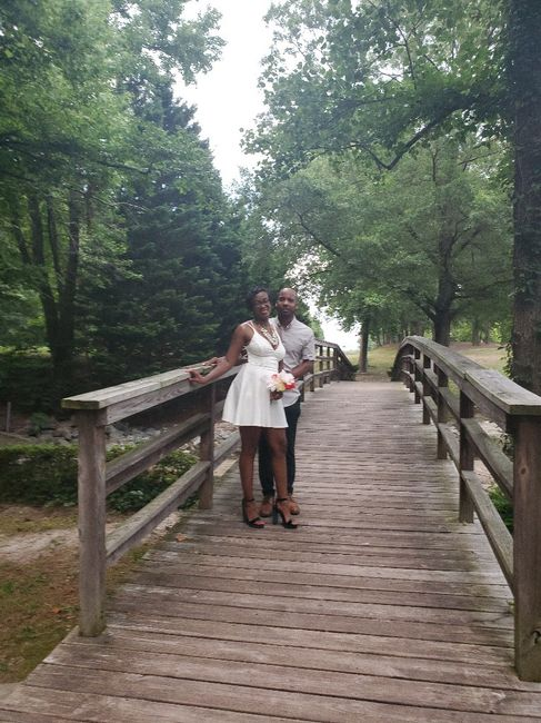 Married on our anniversary 3