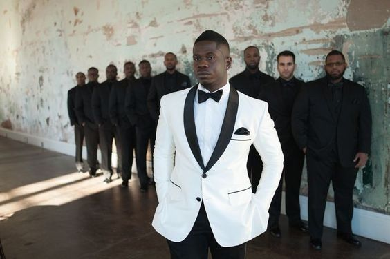 Making Groom stand out from groomsmen | Weddings, Wedding