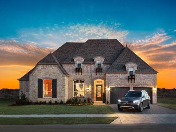 What's Your Dream Home? 1