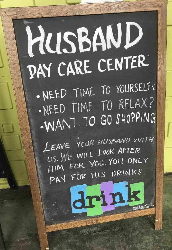 Husband Daycare - 1