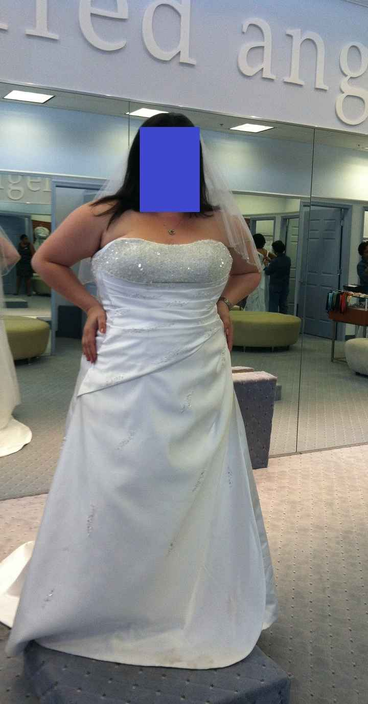 Calling off the Wedding...My Dress and Ring