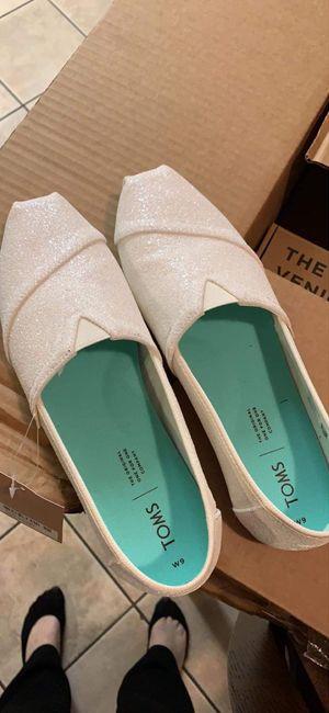 Shoes? Kate Spade Keds? - 1