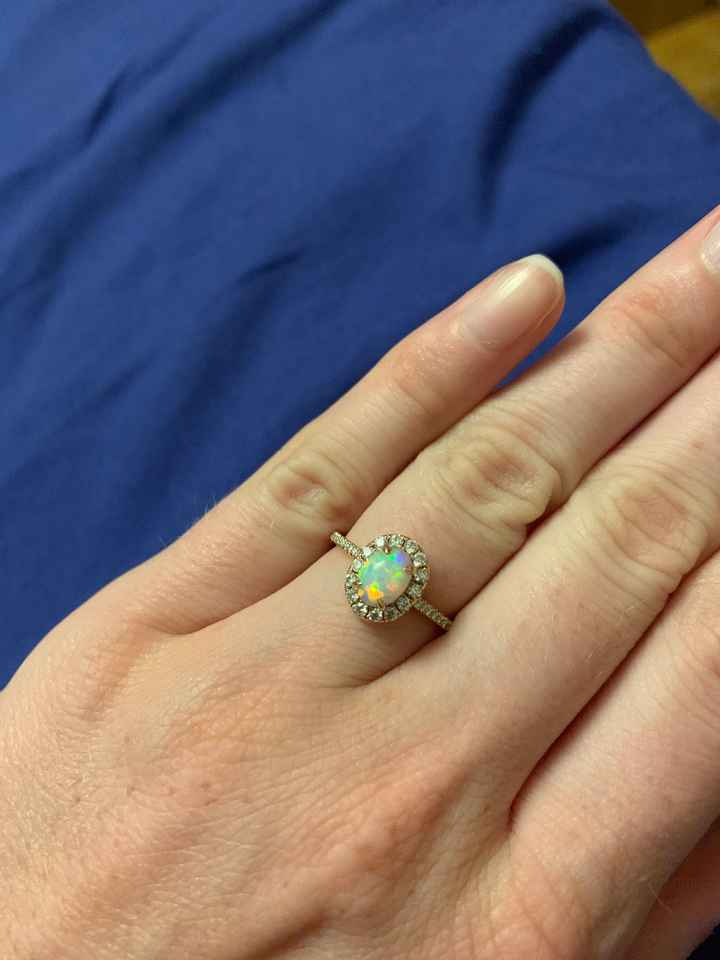 Show Me Your Untraditional Rings!! - 1
