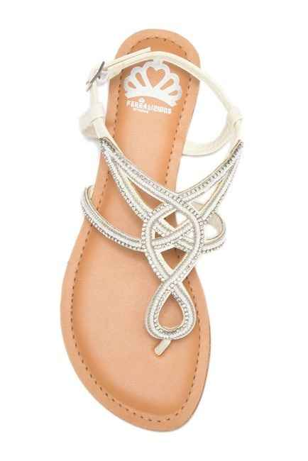 reception sandals