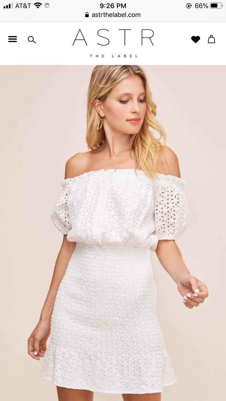 Bridal Shower dresses.. let me see Them! 2