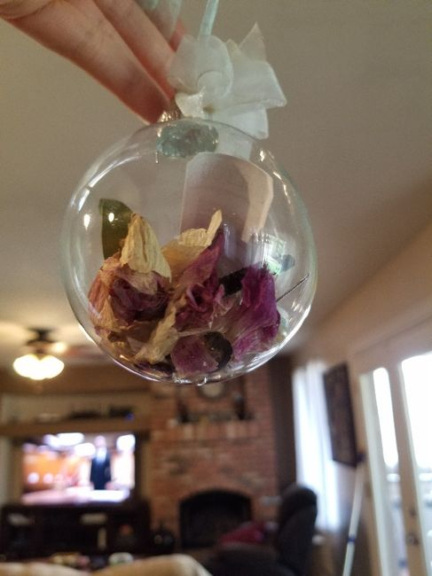 Preserving the bouquet or parts of it? - 1