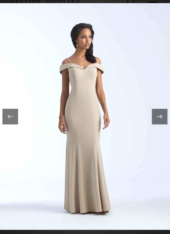 Dress help - 1