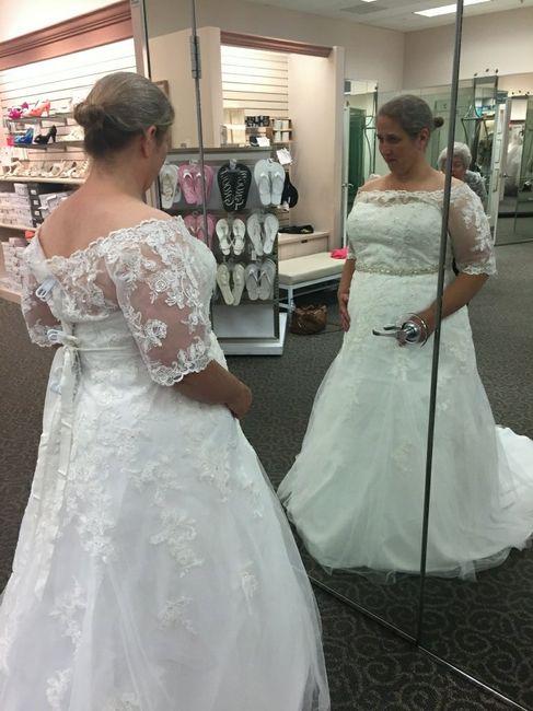 Plus size brides 6