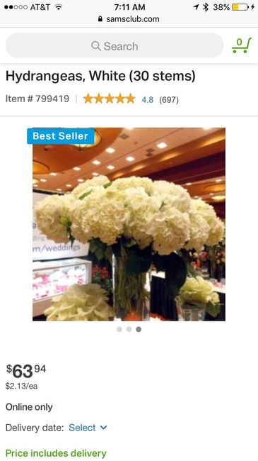 Cheap flower centerpieces think trader joes weddings do it we are ordering hydrangeas and babys breath in bulk from sams club ive read great reviews about them izmirmasajfo