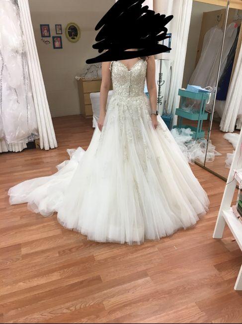 Short brides - Show me your ballgowns! 1