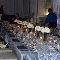 Sequin Tablecloths :)