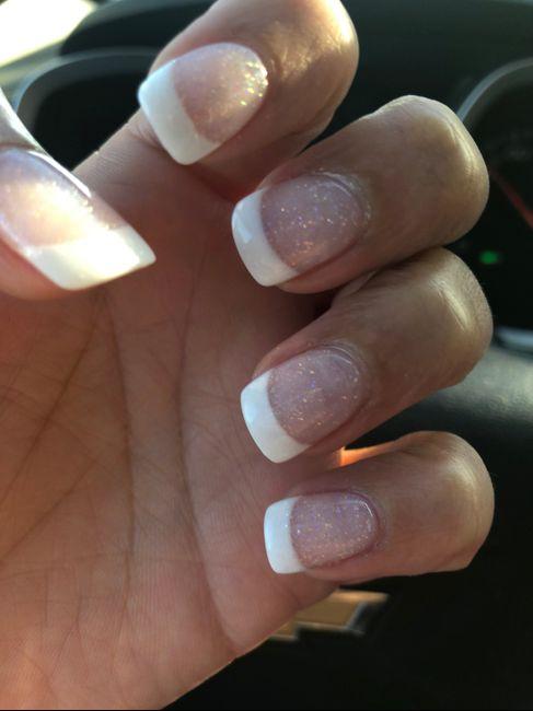 Nail color 6