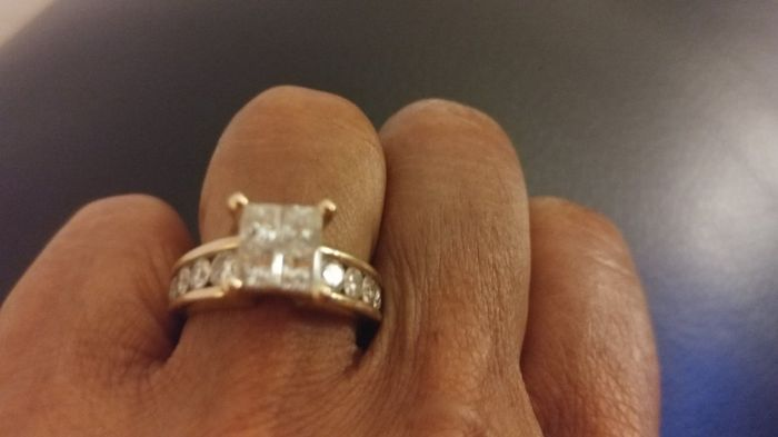 Brides of 2019!  Show us your ring! 19