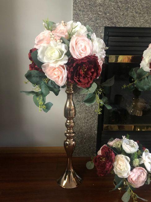 Wedding Bouquets, Centerpieces, etc! 6