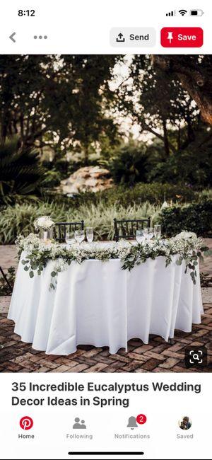 Sweetheart Table 5