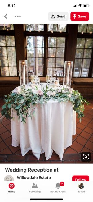 Sweetheart Table 6