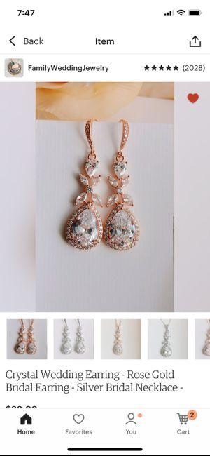 Wedding jewelry - 3