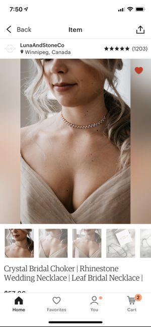 Wedding jewelry - 4