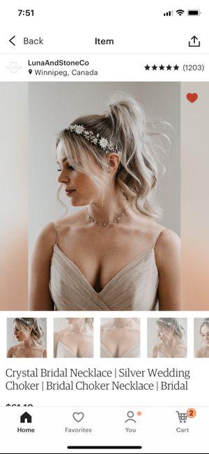 Wedding jewelry - 5