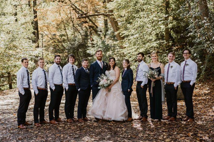 Mismatched Bridesfolks 4