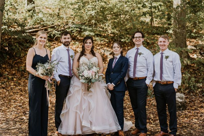 Mismatched Bridesfolks 8