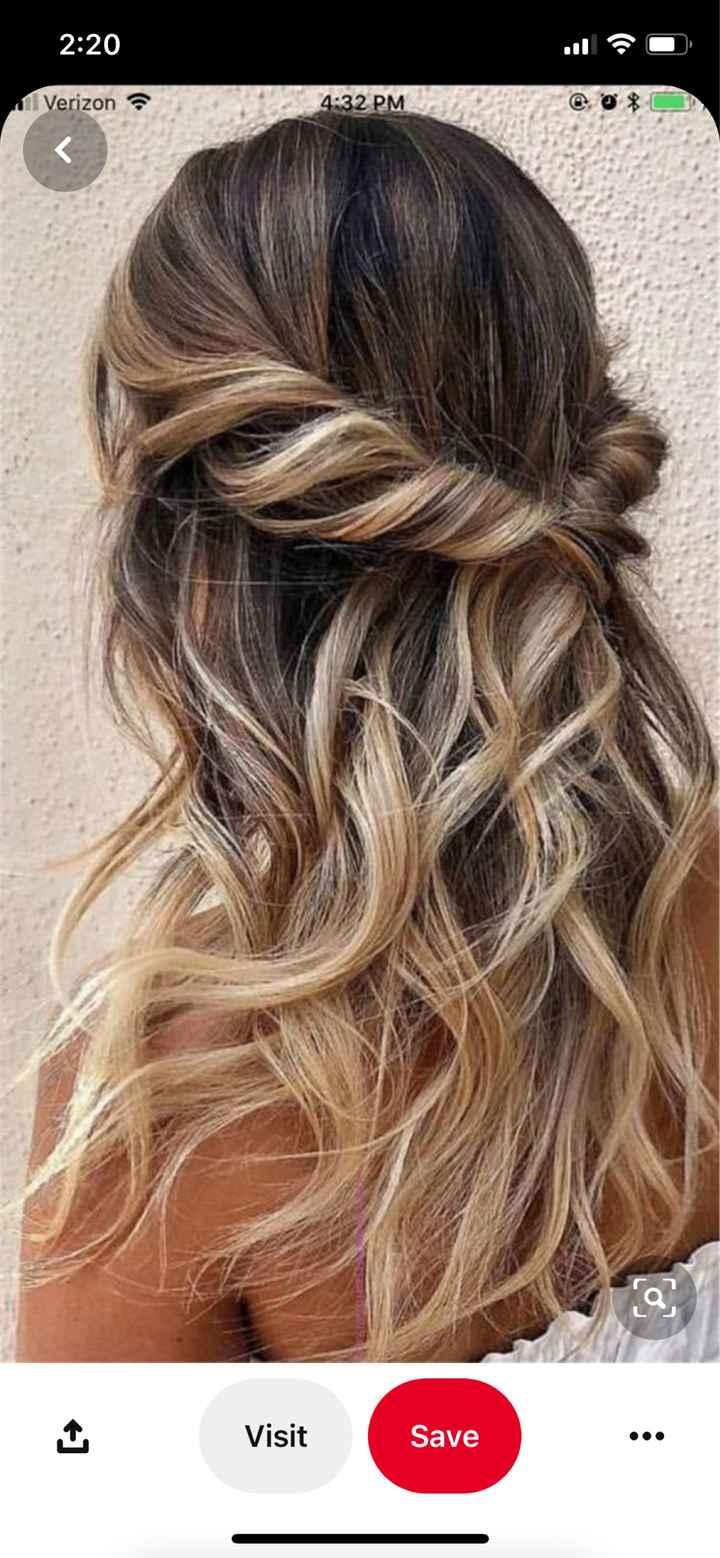 Dress, Hair, and Makeup - 1