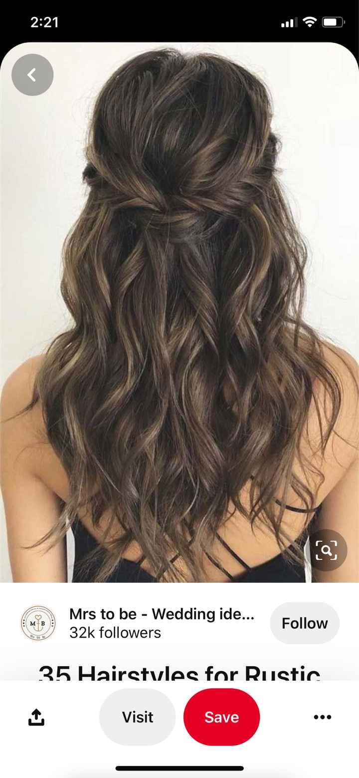 Dress, Hair, and Makeup - 2