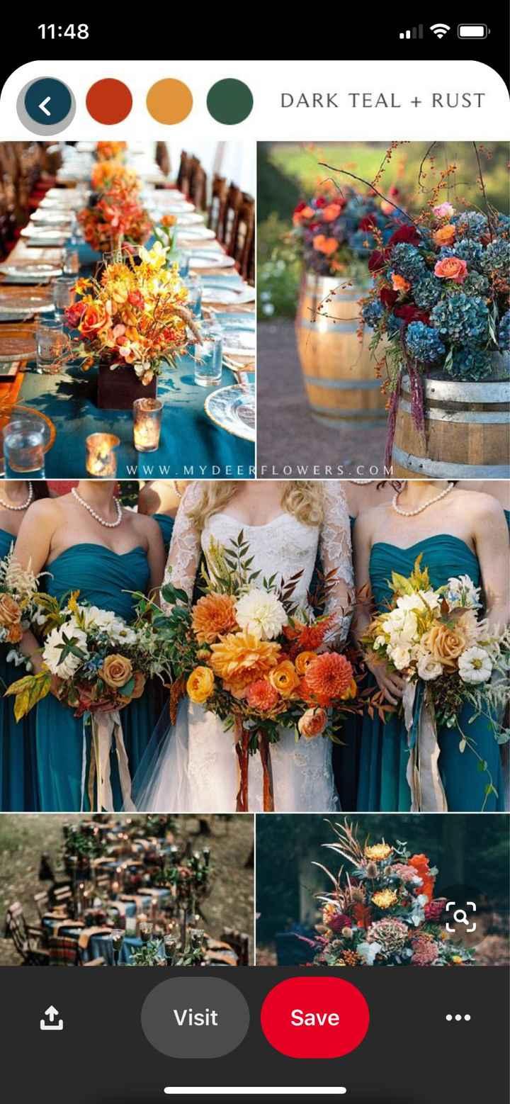 Fall wedding - 1