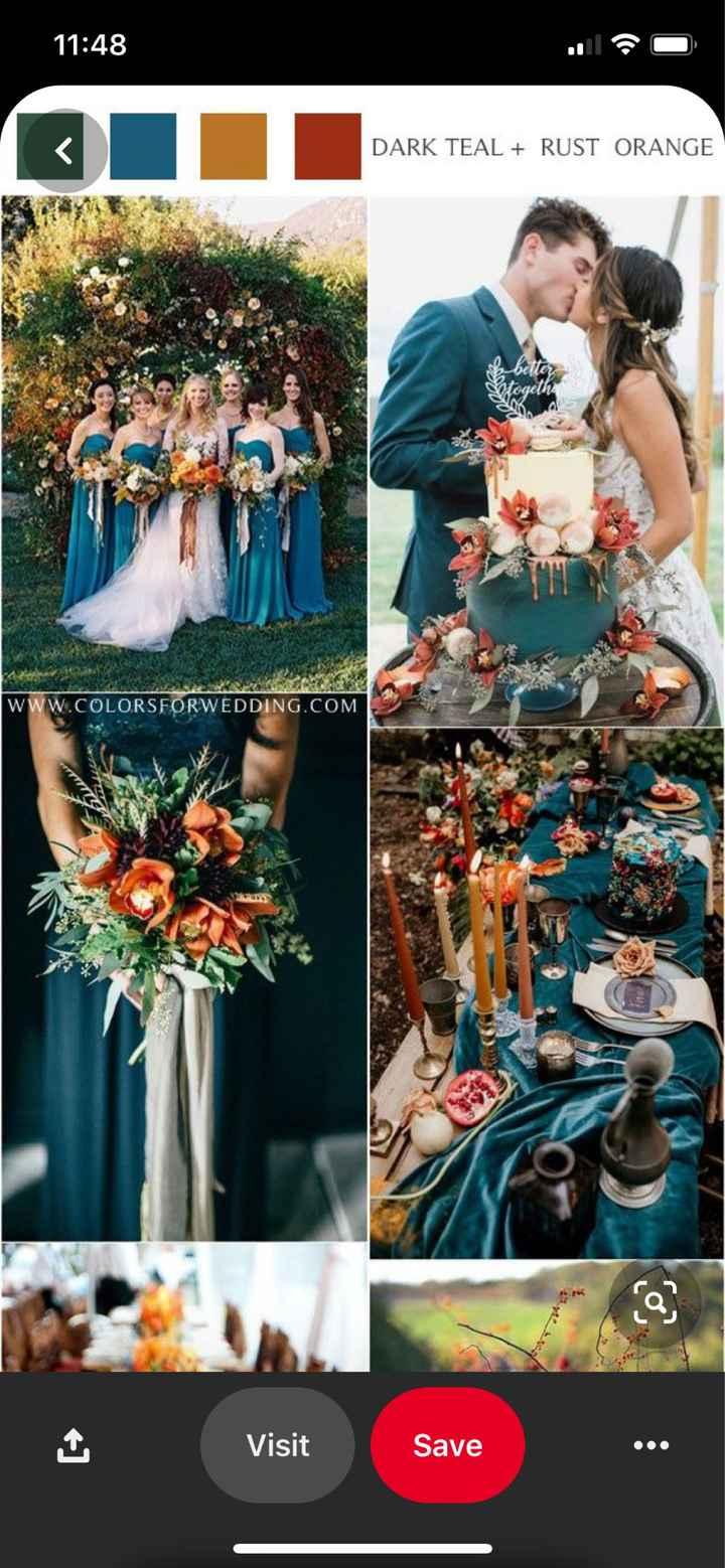 Fall wedding - 2