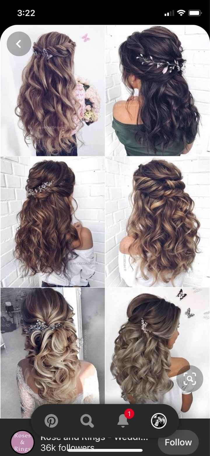 Wedding Hair - 2