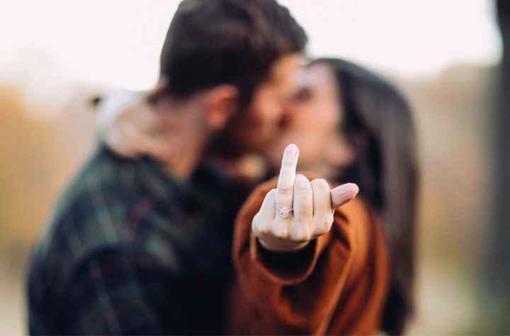 Show me your engagement photos! - 2